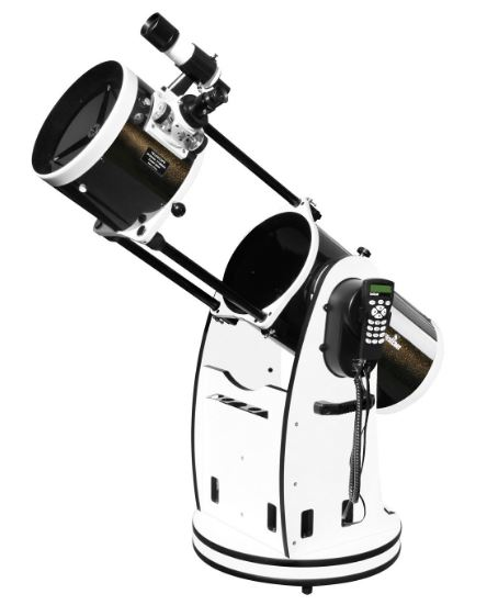 "Sky-Watcher 10"" Dobsonian Collapsible GOTO Computerised Telescope"
