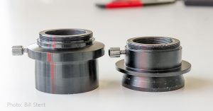 """2"""" adapters with t-thread"""