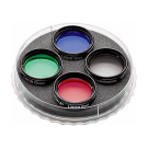 """Orion LRGB Astrophotography Filter Set, 1.25"""""""