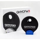 """QHY Gen 3 Colour Filter Wheel - Small size, standard width, suits 7x1.25"""" filters"""