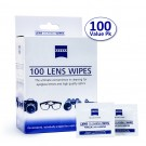 Zeiss Pre-Moistened Lens Wipes (100 pieces)